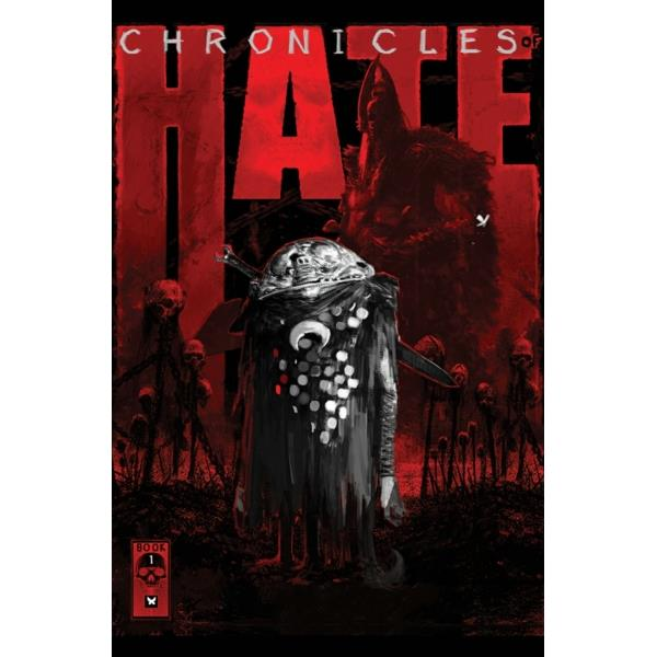 Chronicles of Hate HC by Adrian Smith, ISBN: 9781632151414