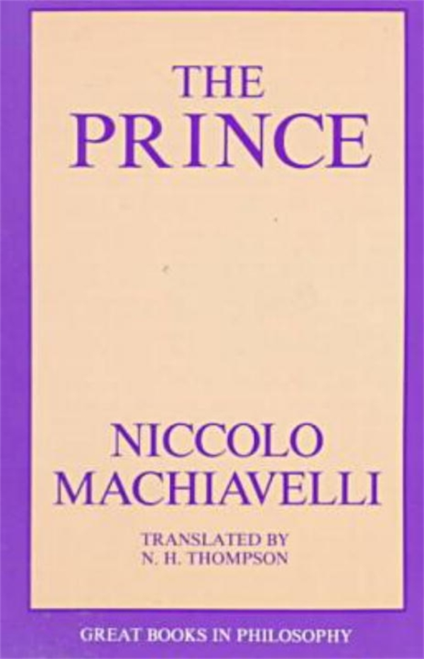 an outline for the book the prince by niccolo machiavelli Brief biography of niccolò machiavelli born to a citizen family of florence, machiavelli served as other books related to the prince the prince bears the mark of its author's humanist education, which extra credit for the prince what's in a name the adjective machiavellian derives from.
