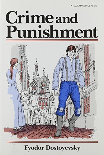 an analysis of crime in crime and punishment by fyodor dostoevskij Crime and punishment: an introduction to and summary of the novel crime and punishment by fyodor dostoyevsky.
