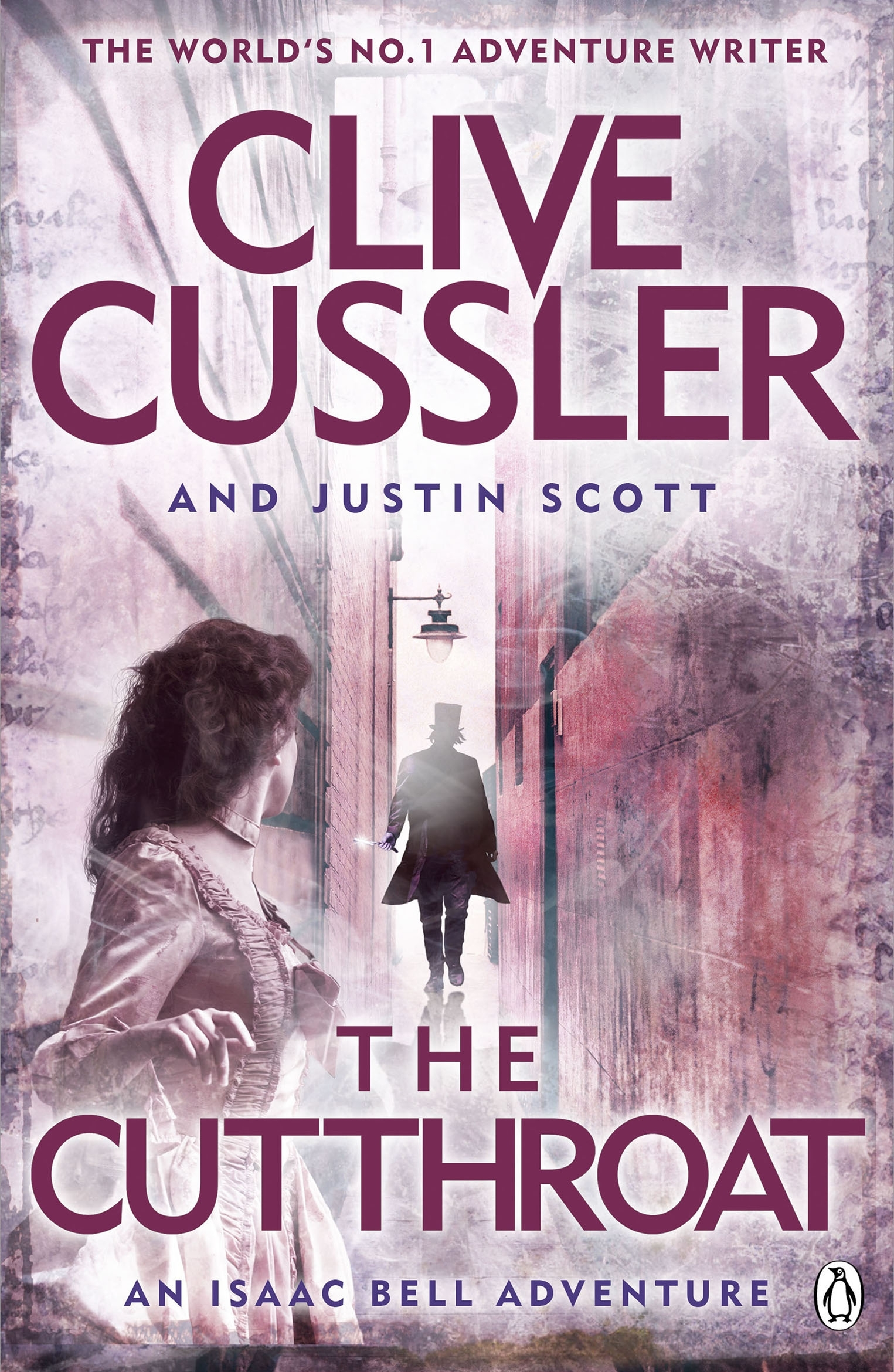 The Cutthroat: Isaac Bell, Book 10 by Clive Cussler, ISBN: 9781405927680
