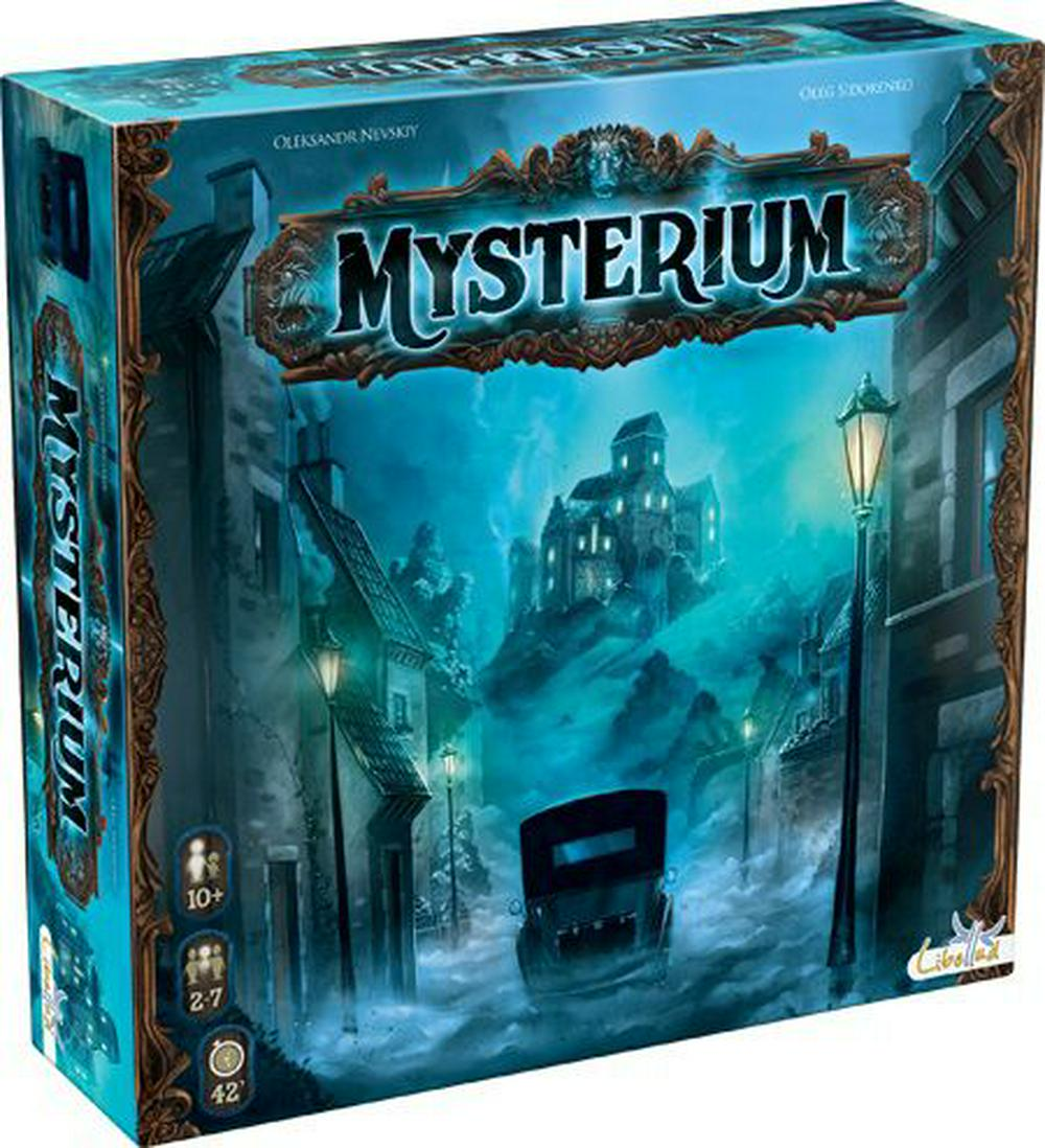 Mysterium by PSI/ASMODEE, ISBN: 3558380029564
