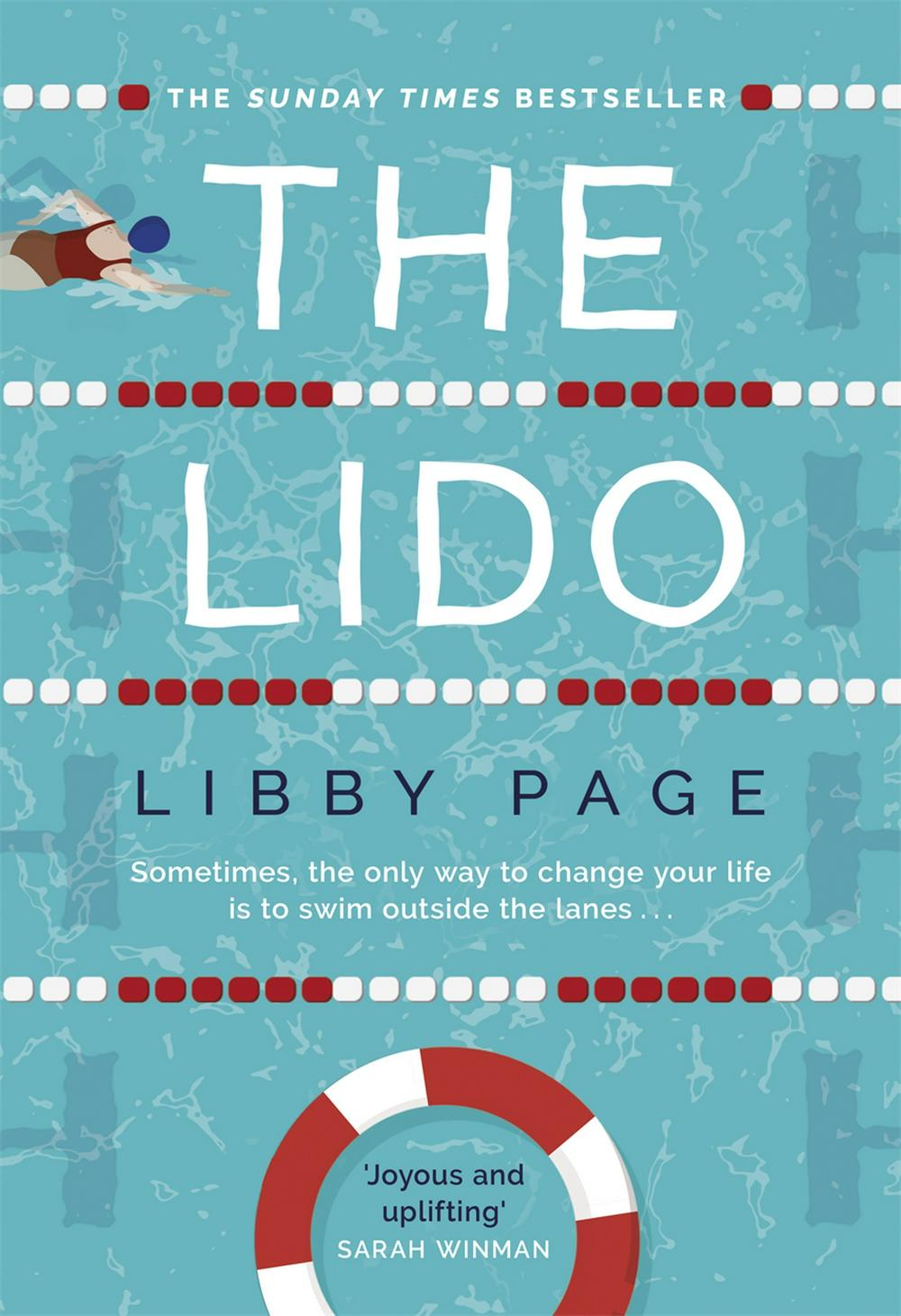 The Lido by Libby Page, ISBN: 9781409175216