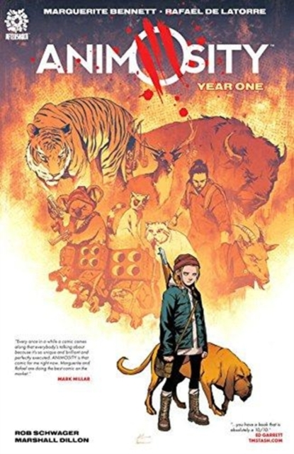 Animosity Hardcover Year One