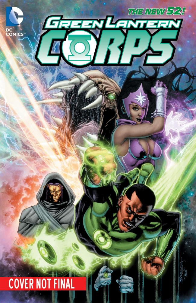 Green Lantern Corps Vol. 5 (the New 52) (The New 52: Green Lantern Corps)