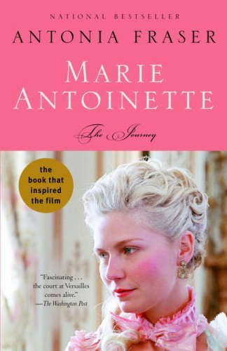 marie antoinette antonia fraser book review If you are passing through a british airport this summer the chances are you will see antonia fraser's latest book, a biography of marie antoinette.