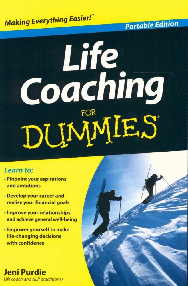 Life Coaching For Dummies, Portable Edition by J. P. Purdie, ISBN: 9781119945581