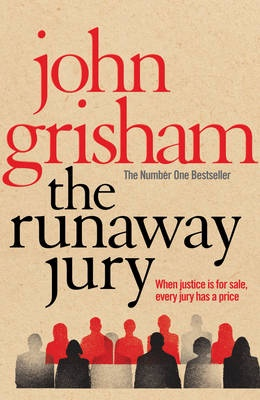 a review of the story of the runaway jury Even with all the mechanisms of a typical courtroom drama, runaway jury and its high-powered cast takes things up a notch by giving audiences a fresh point of view--while nailing a worthy adversary.