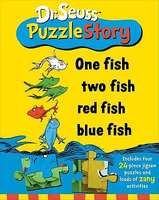 One Fish, Two Fish Puzzle Story by Seuss, Dr.; Seuss, Dr.; Geisel, Theodor, ISBN: 9781741788044