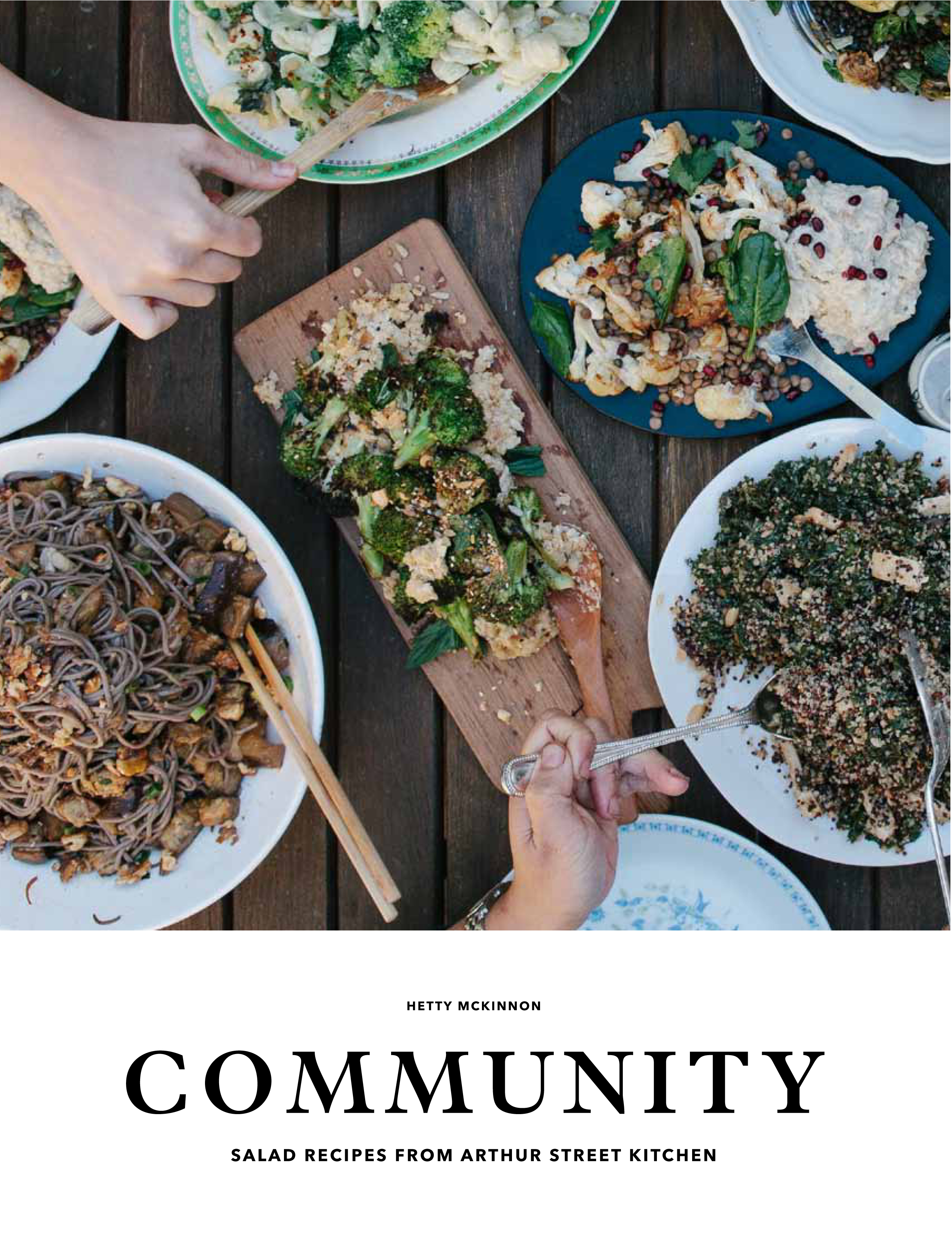 Community by Hetty McKinnon, ISBN: 9781743530405