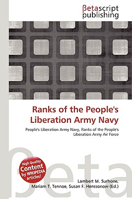 Ranks of the People's Liberation Army Navy