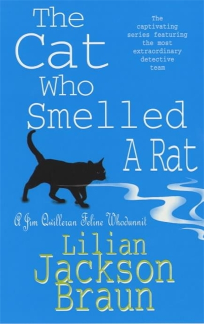 The Cat Who Smelled a Rat (The Cat Who  Mysteries, Book 23): A delightfully quirky feline whodunit for cat lovers everywhere