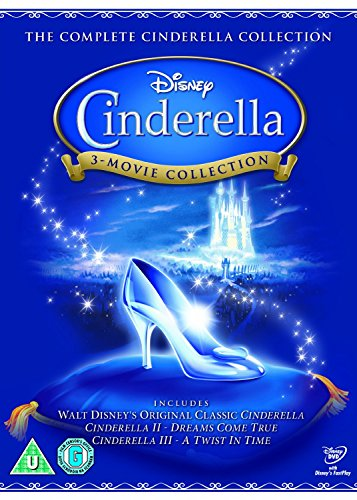 Booko: Comparing prices for Cinderella Complete 1 - 3 DVD