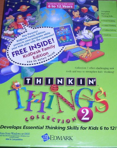 Thinkin Things Collection 2- with Kiddesk