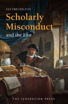Scholarly Misconduct and the Law