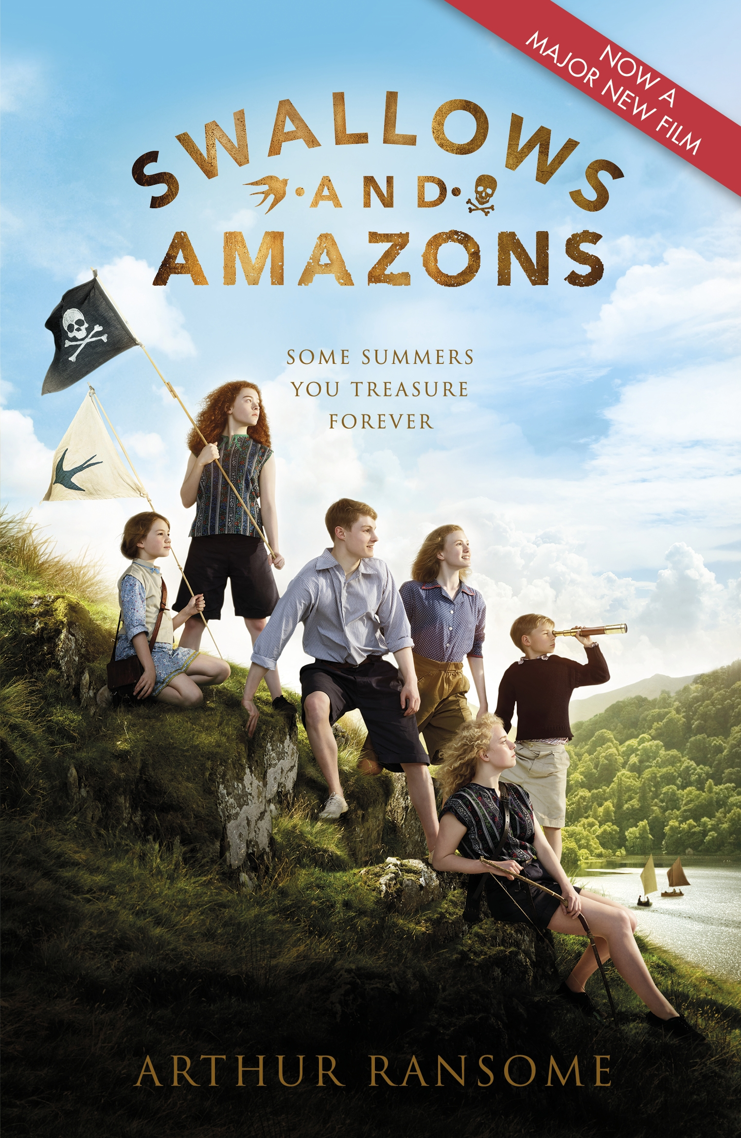 Swallows And Amazons by Arthur Ransome, ISBN: 9781446478899
