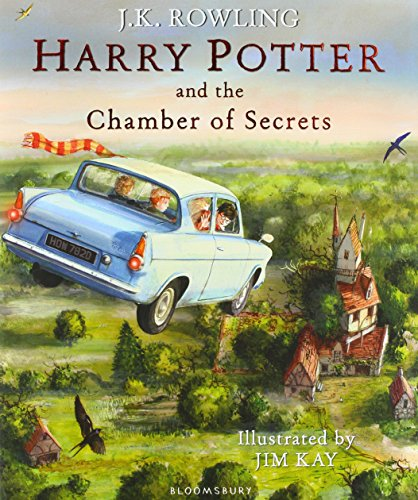 Harry Potter & the Chamber of Secrets (Signed Edition) by J K Rowling, ISBN: 9781472622914