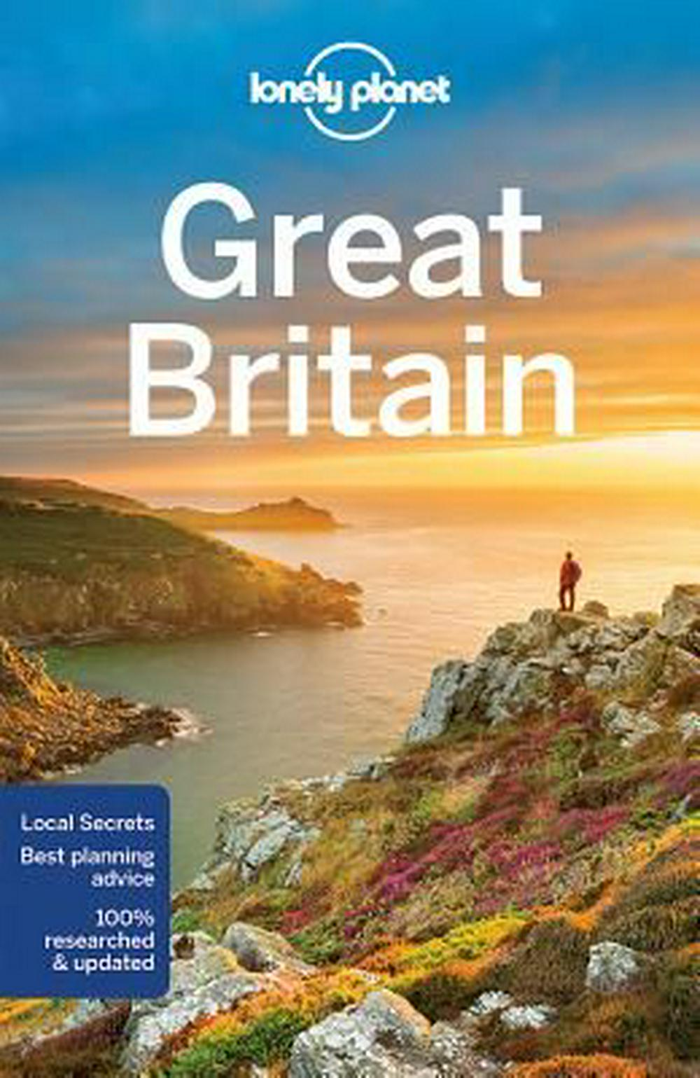 Lonely Planet Great BritainTravel Guide