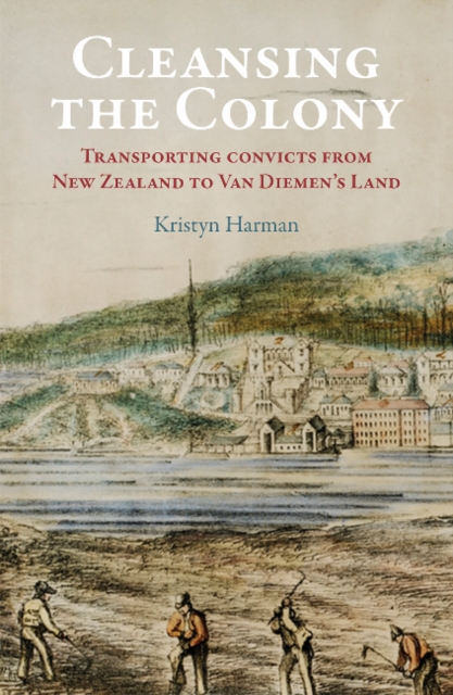 Cleansing the Colony by Kristyn Harman, ISBN: 9781988531069