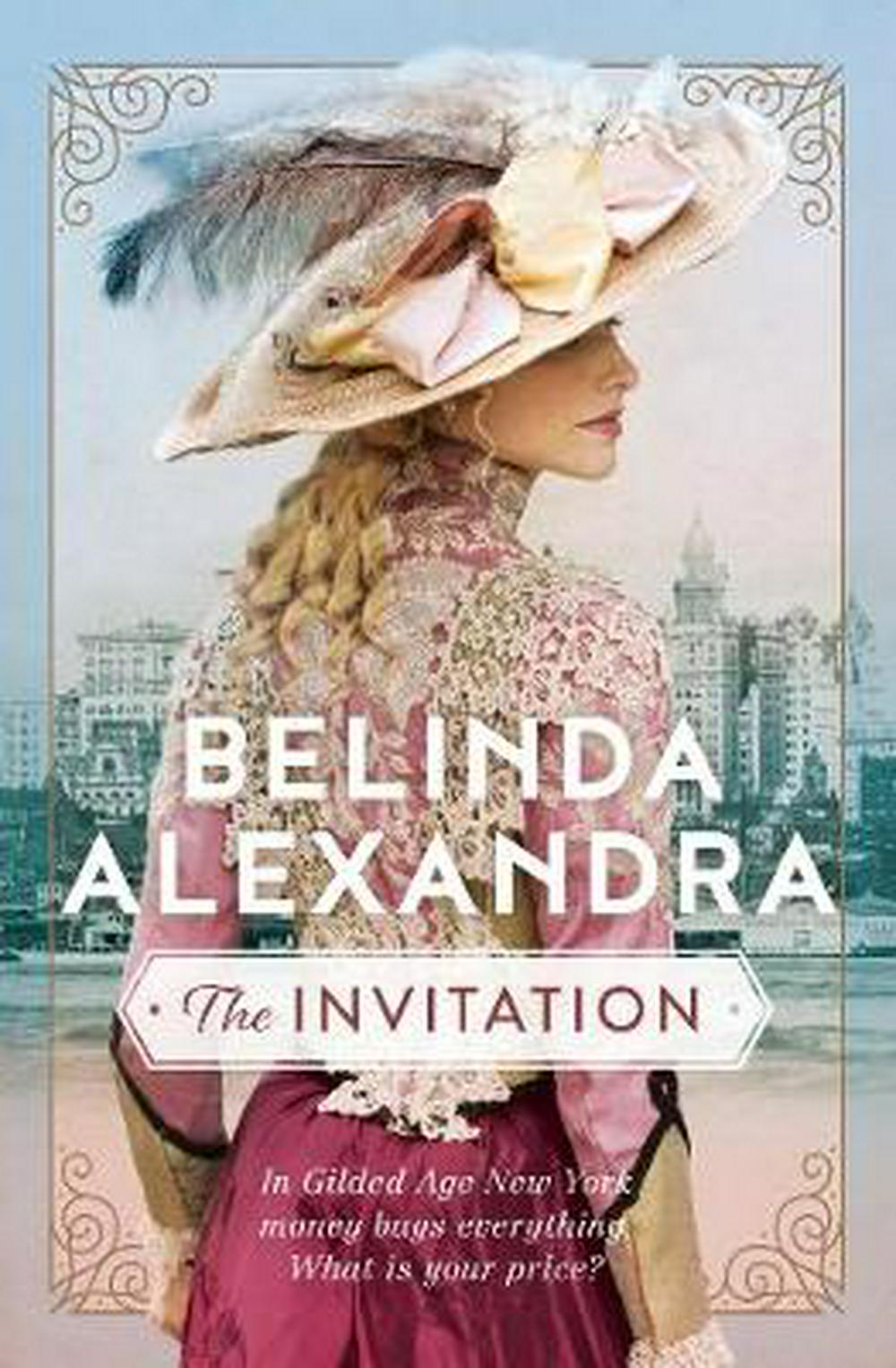 The Invitation by Belinda Alexandra, ISBN: 9780732296452
