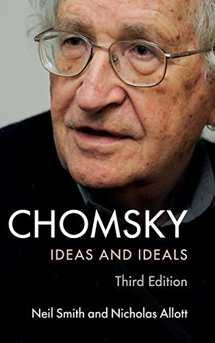 ChomskyIdeas and Ideals by Neil Smith,Nick Allott, ISBN: 9781107082144