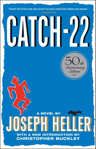 a review of the book catch 22 by joseph heller Catch-22 ebook: joseph heller, howard jacobson: 50 out of 5 stars hell of a catch the catch 22 3 the book is one of the recommended books on comedy but.