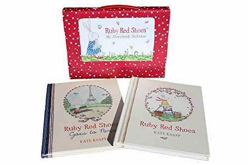Ruby Red Shoes Suitcase (W/T)