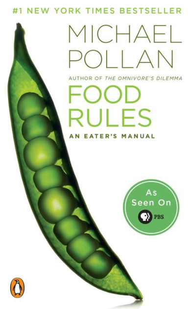 Food Rules by Michael PollanOn Tour, ISBN: 9781101163160