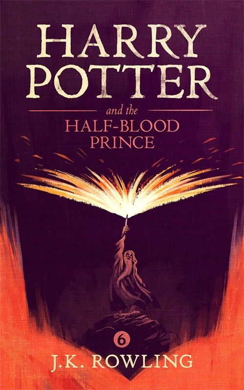 Harry Potter and the Half-Blood Prince by J.K. Rowling, Olly Moss, ISBN: 9781781100257