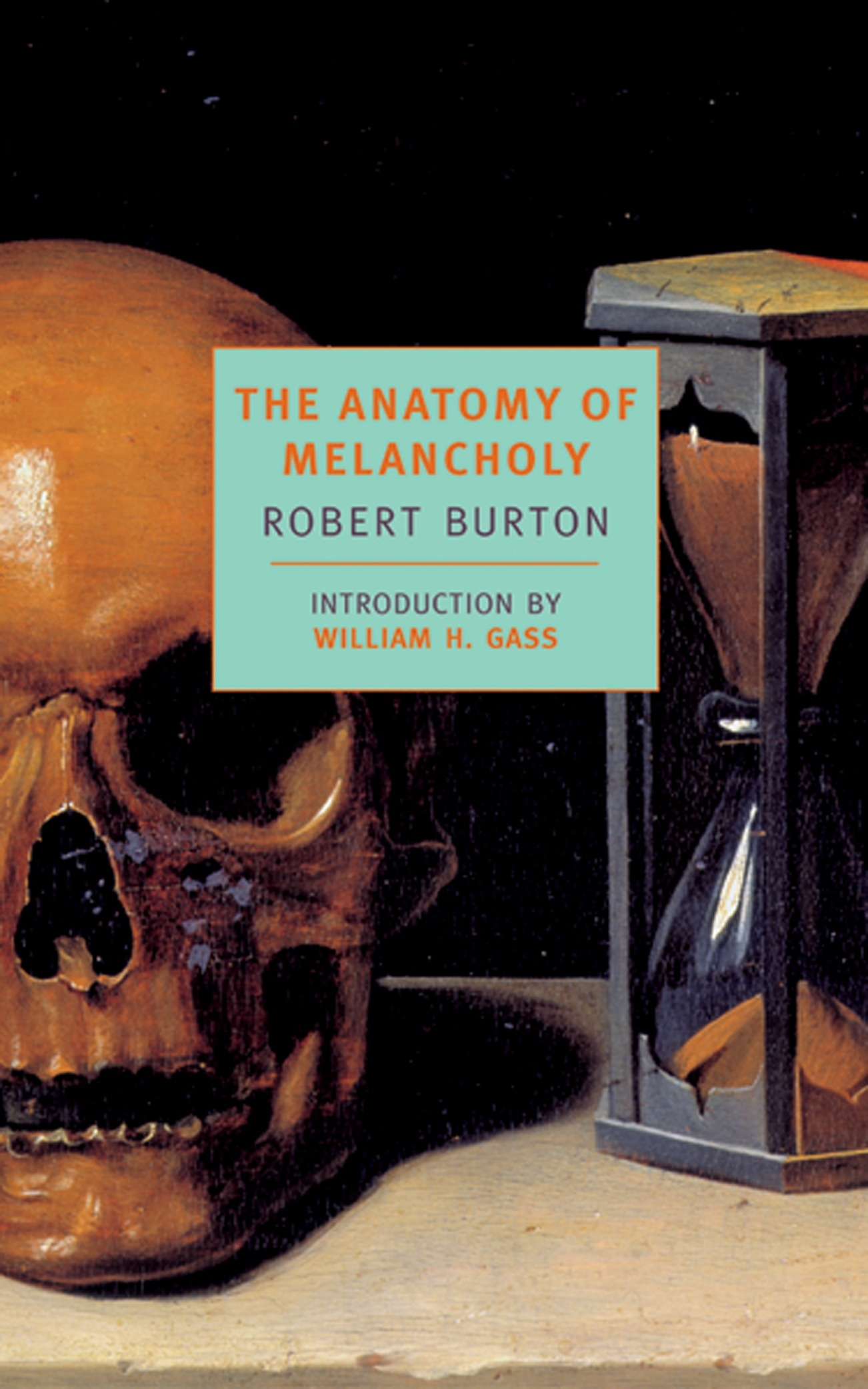 The Anatomy Of Melancholy by Robert Burton, ISBN: 9780940322660