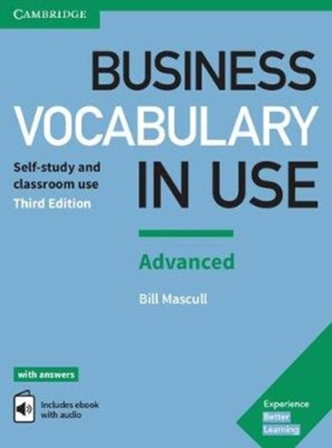 Business Vocabulary in Use: Advanced Book with Answers and Enhanced ebookSelf-study and Classroom Use
