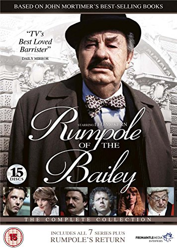 Rumpole of the Bailey - The Complete Series - 15-DVD Box Set ( Rumpole Of The Bailey - Series 1-7 ) [ NON-USA FORMAT, PAL, Reg.2 Import - United Kingdom ]