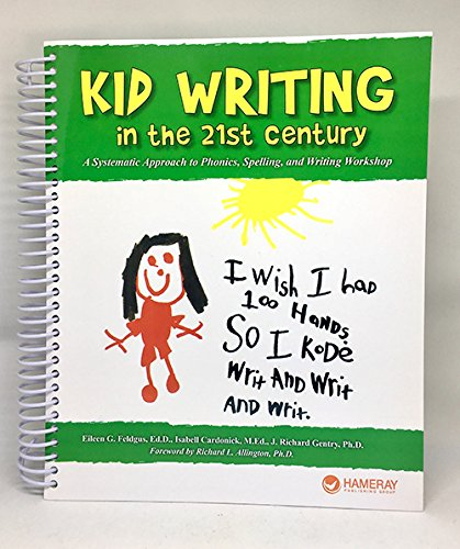 Kid Writing in the 21st Century