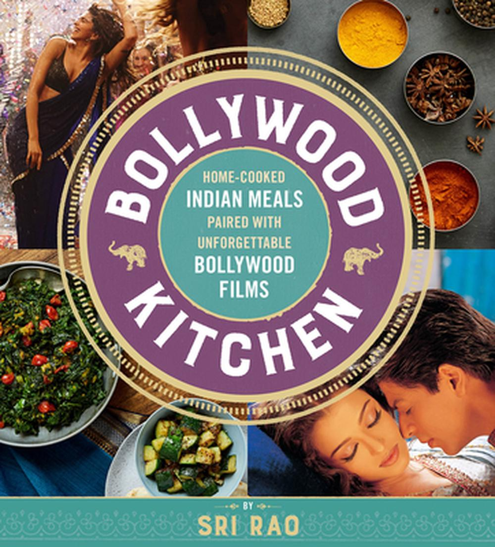 Bollywood KitchenHome-Cooked Indian Meals Paired with Unforgetta...