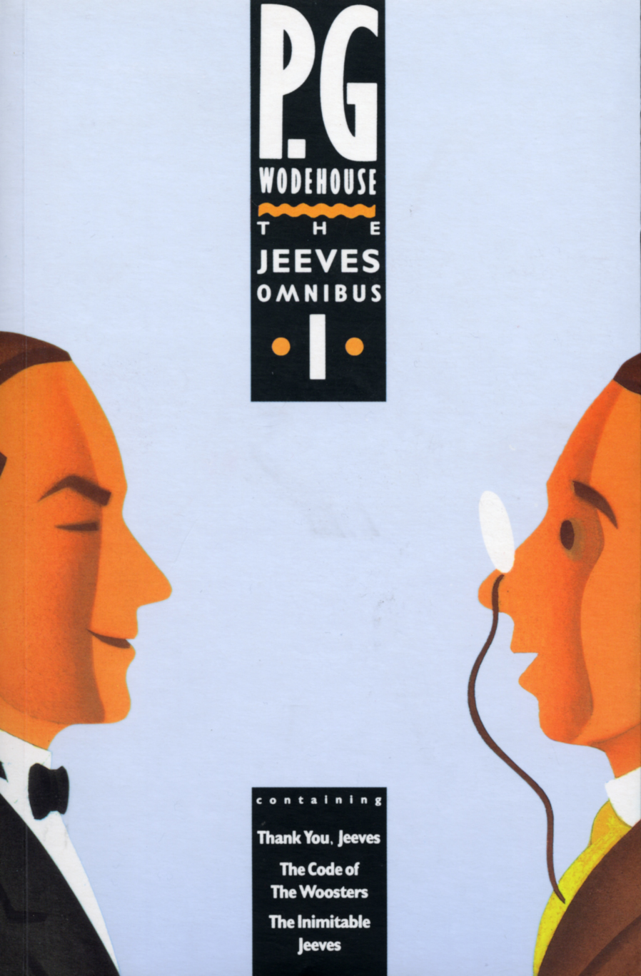 The Jeeves Omnibus - Vol 1: (Jeeves & Wooster) by P.G. Wodehouse, ISBN: 9780091739874