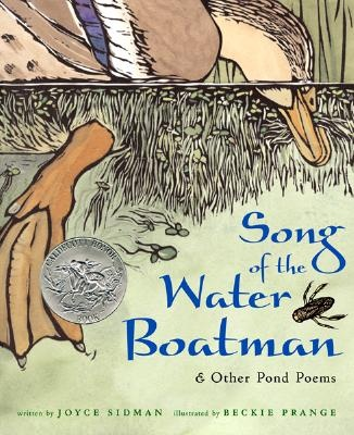 Song of the Water Boatman and Other Pond Poems