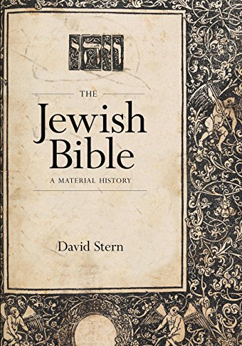 The Jewish BibleA Material History