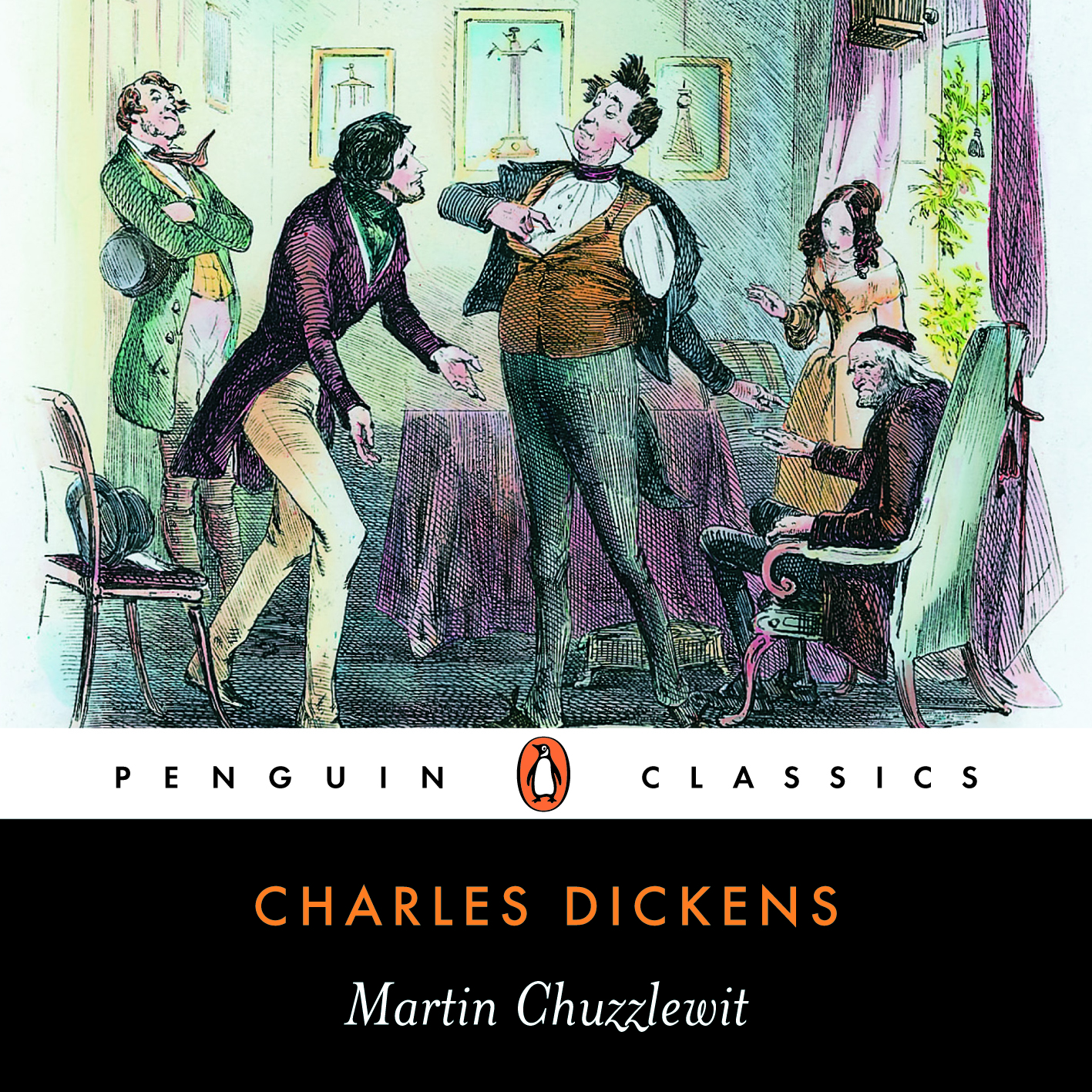 Martin Chuzzlewit by Charles Dickens, ISBN: 9780141391755