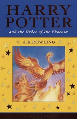 Harry Potter and the Order of the Phoenix celebratory edition