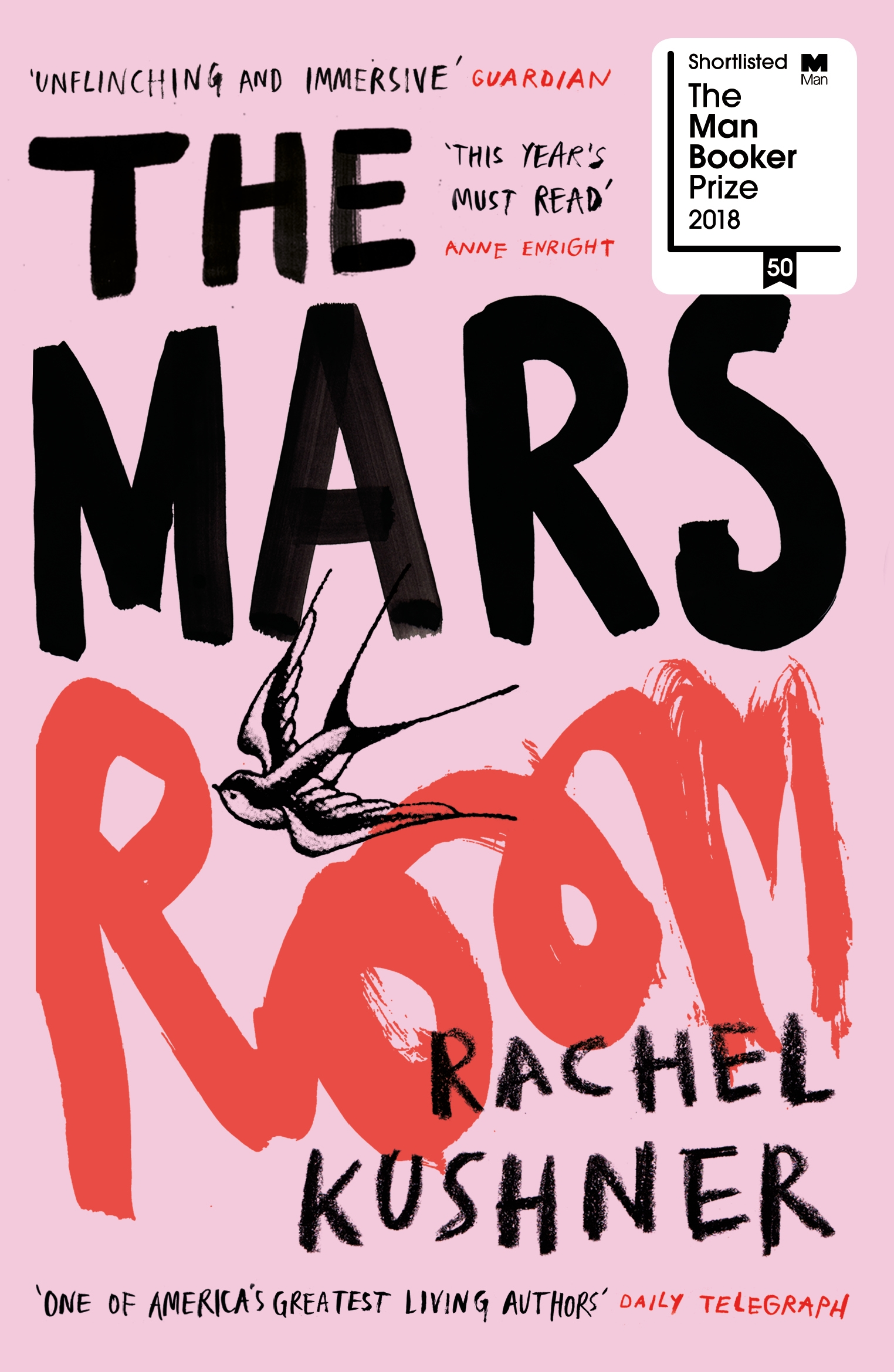 The Mars Room by Rachel Kushner, ISBN: 9780099589969