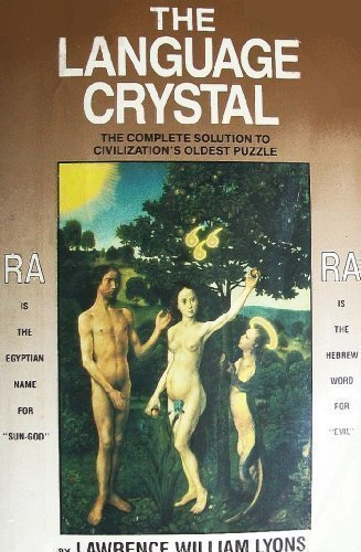 The Language Crystal by Lawrence Lyons, ISBN: 9780942121186