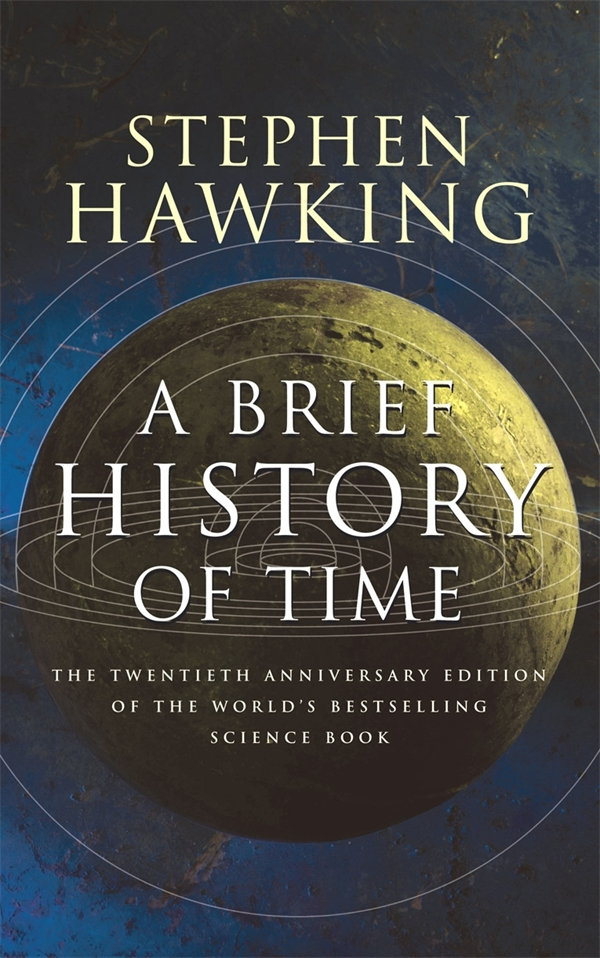 A Brief History of Time: 20th Anniversary edition