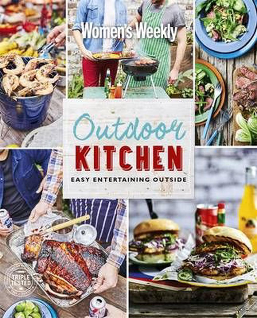 Outdoor Kitchen by The Aust Weekly, ISBN: 9781742457215