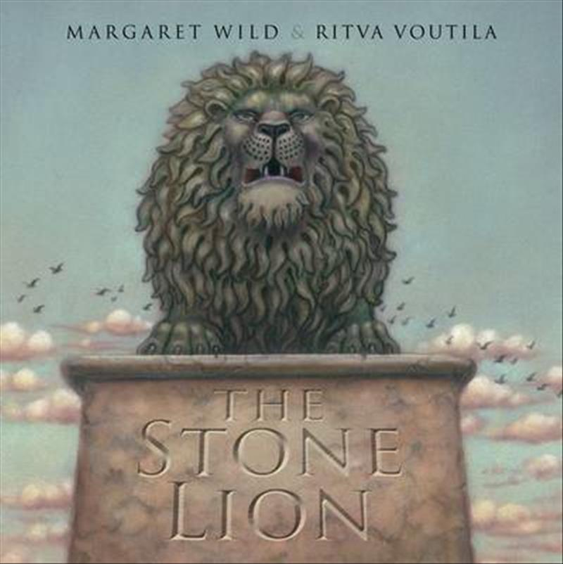 Cover Art for The Stone Lion, ISBN: 9781742978185