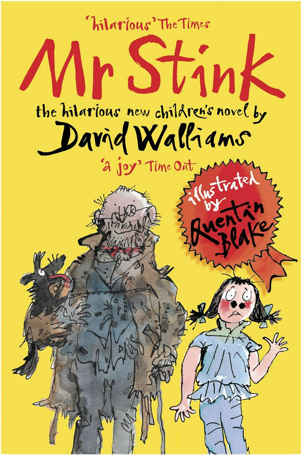 Mr Stink by David Walliams, ISBN: 9780007279067