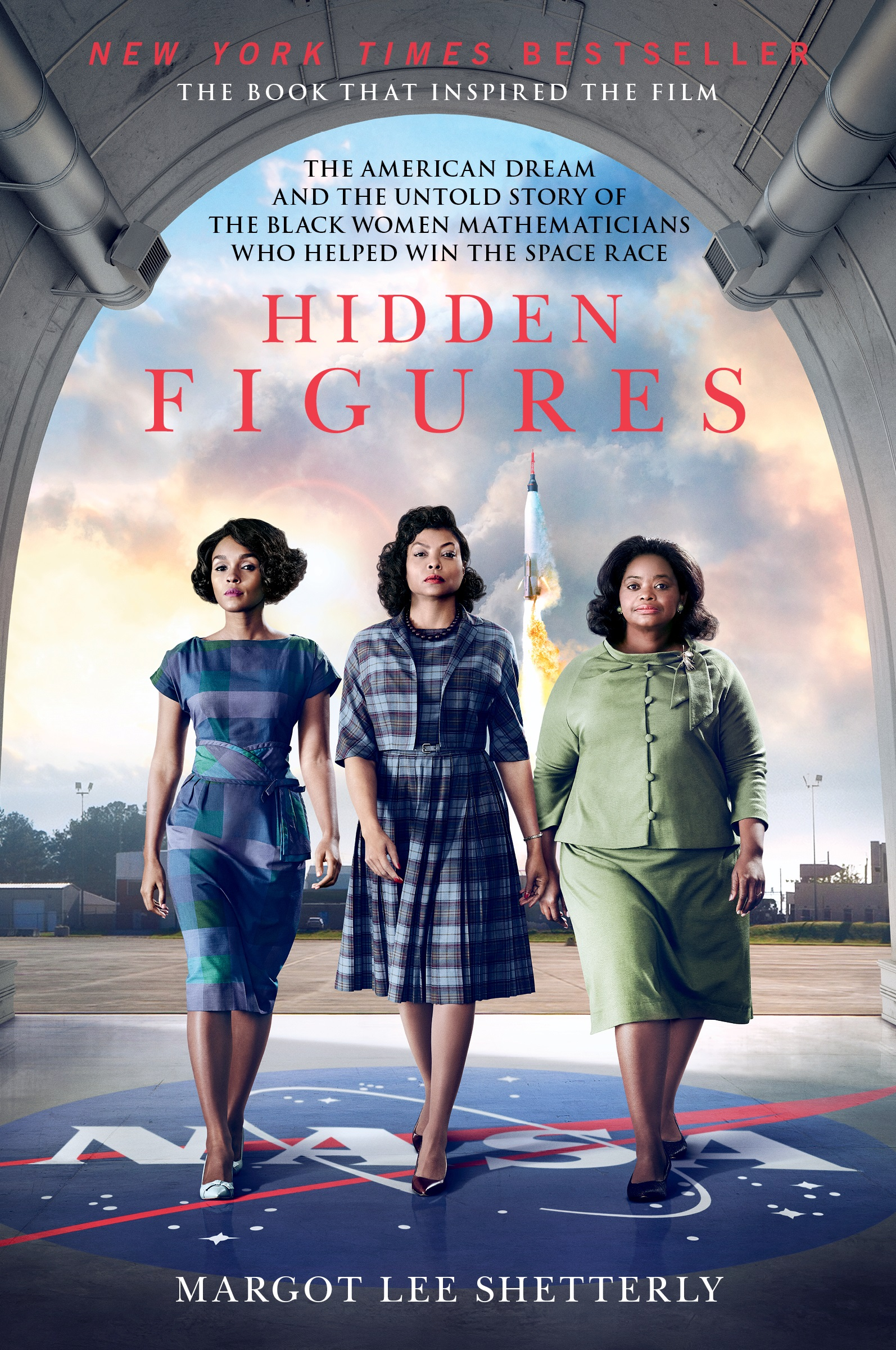 Hidden Figures: The Untold Story of the African-American Women Who Helped Win the Space Race by Margot Lee Shetterly, ISBN: 9780008201326
