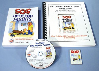 The Video SOS Help for Parents: Includes VHS & DVD video, Leader's Guide, Parent Handouts, SOS Book & Skills Test
