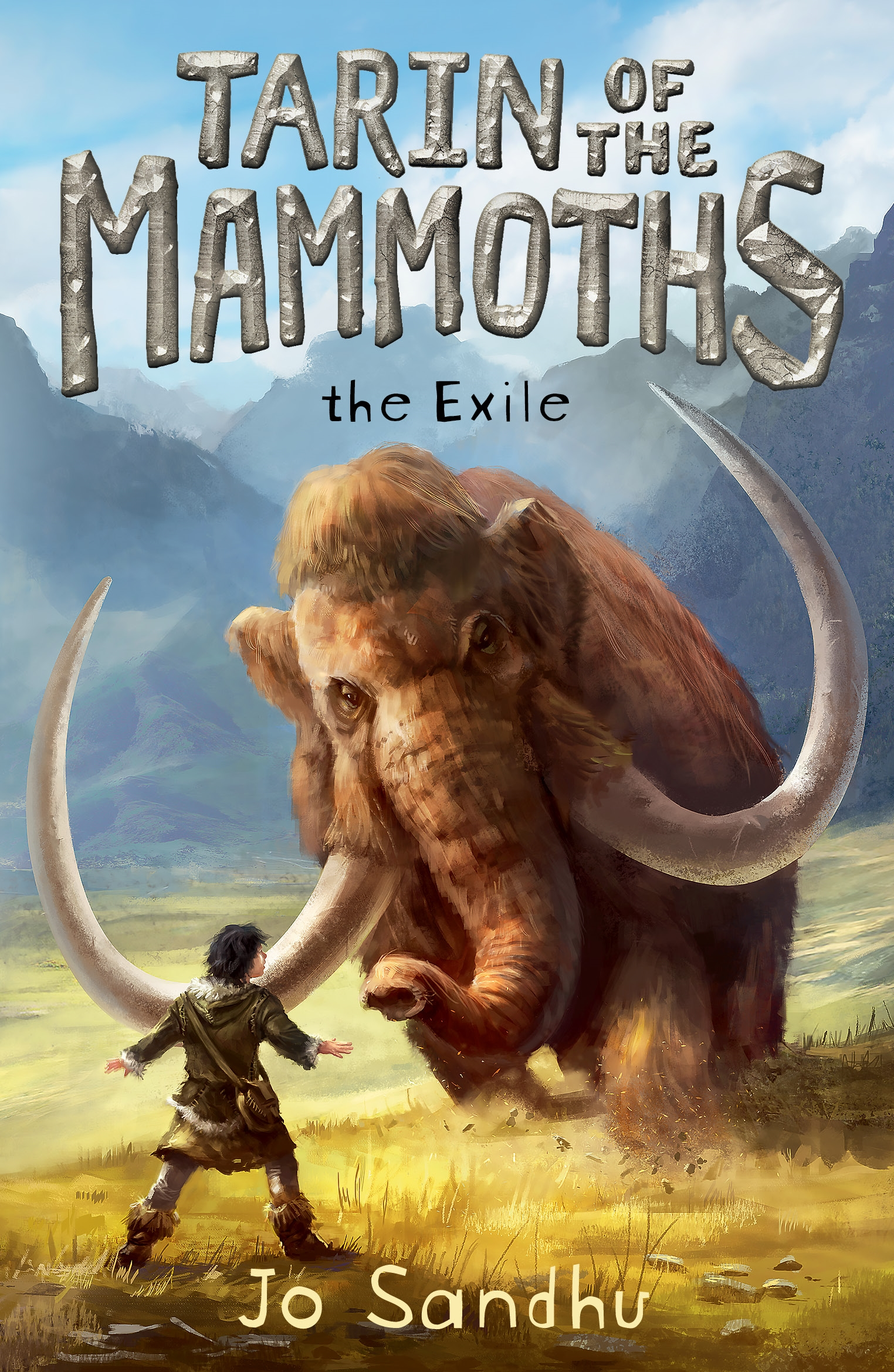 Tarin of the MammothsThe Exile : Book 1
