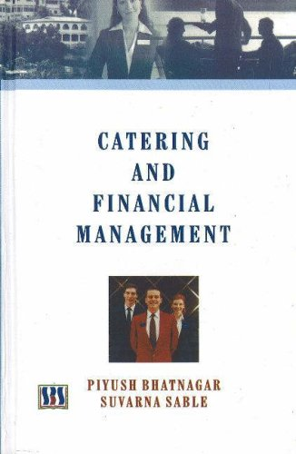 Cover Art for Catering and Financial Management, ISBN: 9788189741440