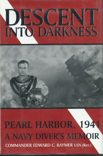 Descent into Darkness: Pearl Harbor, 1941 : A Navy Diver's Memoir (Thorndike Press Large Print American History Series)
