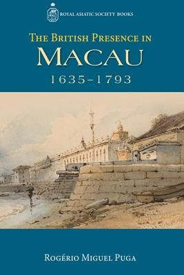 British Presence in Macau, 1635--1793